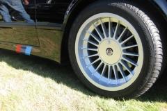 Alpina wheel RD skirt